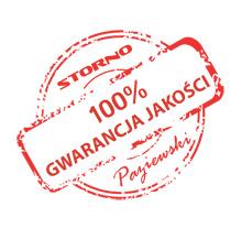 Gwarancja Jakości STORNO